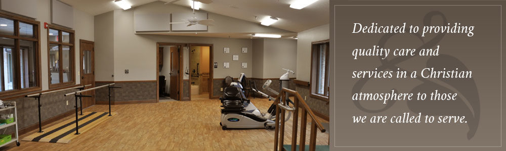 Apostolic Christian Village - Therapy Room